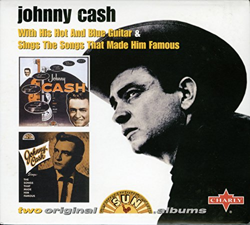 Cash , Johnny - With His Hot and Blue Guitar / Sings the Songs that made Him Famous
