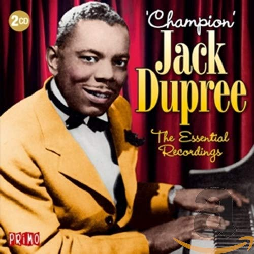 Dupree , Jack - The Essential Recordings