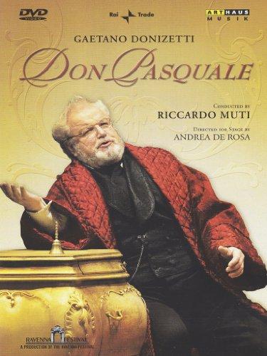 Donizetti , Gaetano - Don Pasquale (Muti)