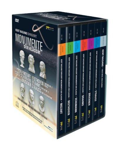 DVD - Monumente der Klassik - Box - Kent Nagano dirigiert [7 DVDs]