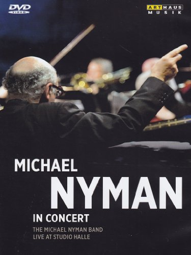Nyman , Michael - In Concert - Live At Studio Halle (The Michael Nyman Band)