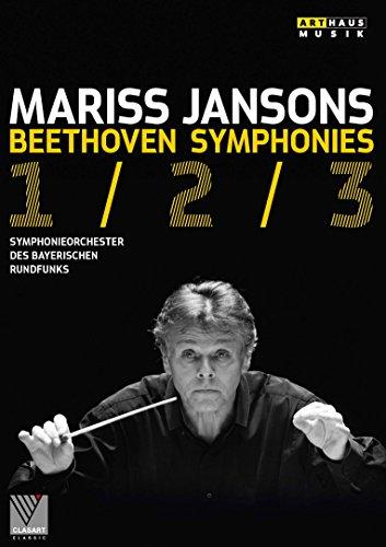 Jansons , Mariss - Beethoven Symphonies 1 / 2 / 3 (Jansons, SOBR)