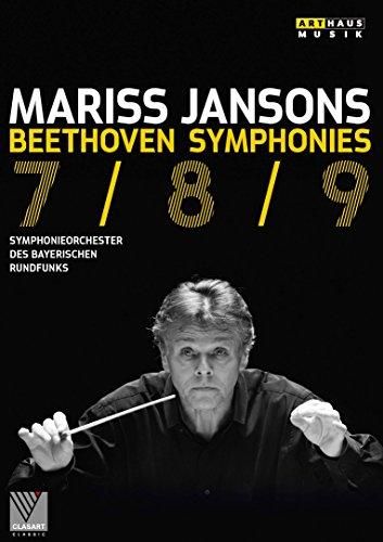 Jansons , Mariss - Beethoven Symphonies 7 / 8 / 9 (Jansons, SOBR)