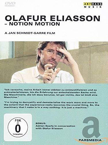 DVD - Olafur Eliasson - Notion Motion
