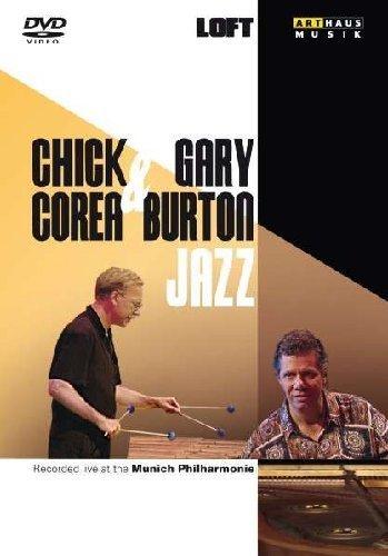 Corea , Chick & Burton , Gary - Jazz - Recorded Live At The Munich Philharmonie