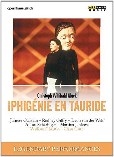 Gluck , Christoph Willibald - Iphigenie En Tauride (Galstian, Gilfry, van der Walt, Scharinger, Jankova, Christie, Guth) (Legendary Performances)