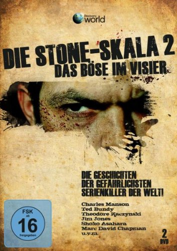 DVD - DIE STONE-SKALA 2 Das Böse Im Visier [2 DVDs]