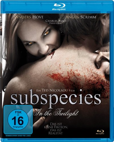 Blu-ray - Subspecies - In The Twilight
