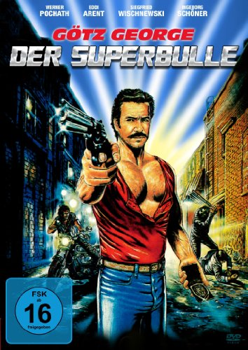 DVD - Der Superbulle