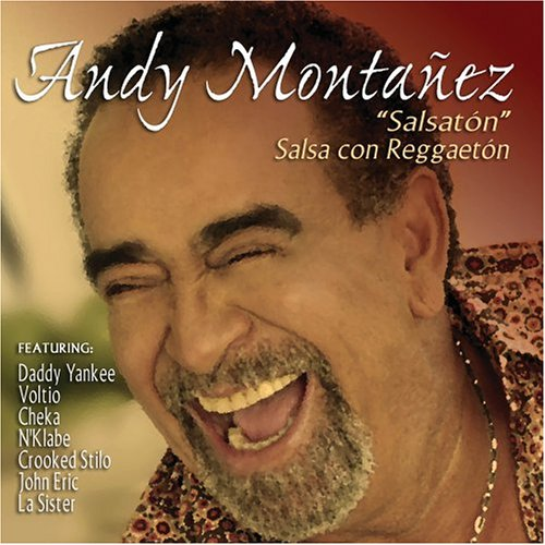 Montanez , Andy - Salsaton: Salsa Con Reggaeton