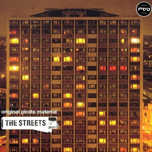 Streets , The - Original Pirate Material (Vinyl)