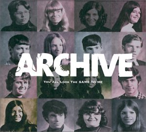 Archive - You All Look the Same to Me