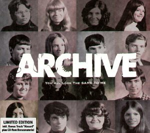 Archive - You all look the same to me (DigiPak)