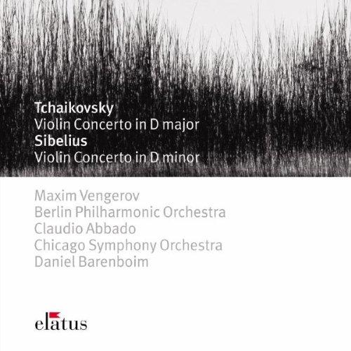 Tchaikovsky / Sibelius - Violin Concertos In D Major (Vengerov, Abbado, Barenboim)