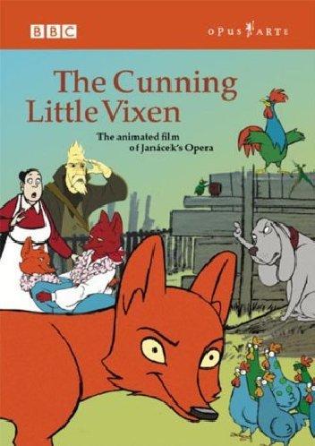 Janacek , Leos - The Cunning Little Vixen - Das schlaue Füchslein (The Animated Film Of Janacek's Opera)