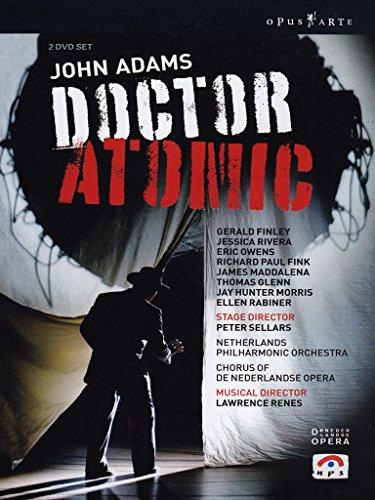 Adams , John - Doctor Atomic (Finley, Rivera, Owens, Fink, Maddalena, Glenn, Morris, Rabiner, Sellars, Renes)