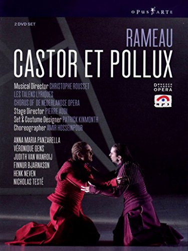 Rameau , Jean-Philippe - Castor Et Pollux (Rousset)