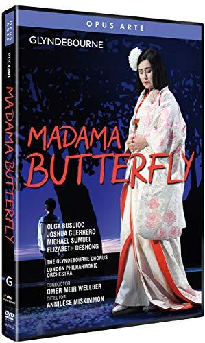 Puccini , Giacomo - Madama Butterfly (Glyndebourne)
