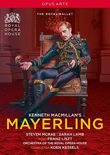 MacMillan , Kenneth - Liszt/McMillan: Mayerling [The Royal Ballet]