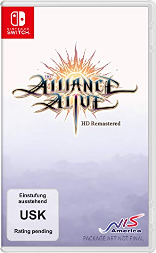 Nintendo Switch - The Alliance Alive HD Remastered - Awakening Edition [Nintendo Switch]