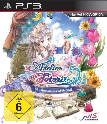 Playstation 3 - Atelier Totori: The Adventure Of Arland