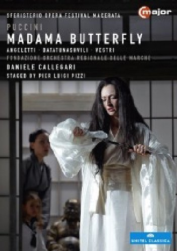 Puccini , Giacomo - Madama Butterfly (Angeletti, Pisapia, Sgura, Callegari)