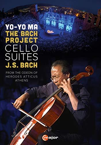 Ma , Yo-Yo - The Bach Project - Bach: Cello Suites (DVD)