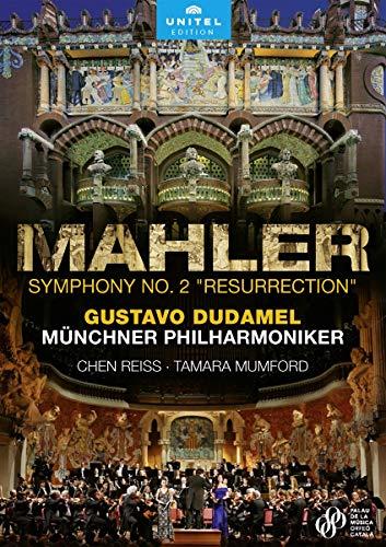 Dudamel , Gustavo & Münchner Philharmoniker - Mahler: Symphony No. 2 'Resurrection' (Reiss, Mumford, Dudamel) (DVD)