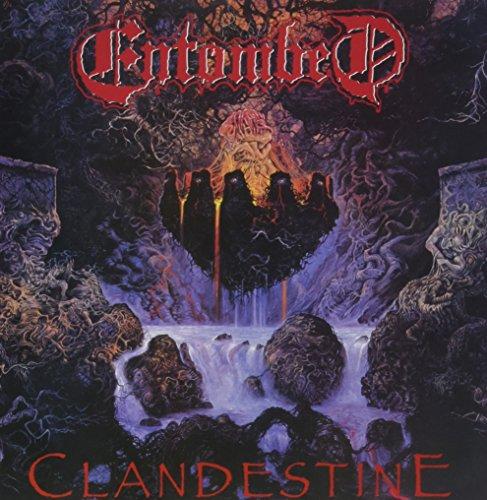 Entombed - Clandestine [Vinyl LP]