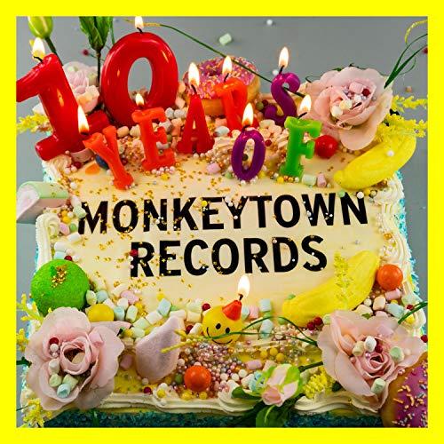 Sampler - 10 Years Of Monkeytown Records (Vinyl)