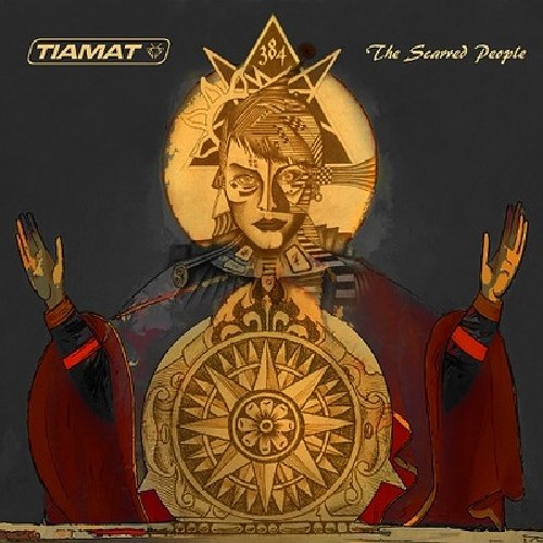 Tiamat - The Scarred People (Limited First Edition)