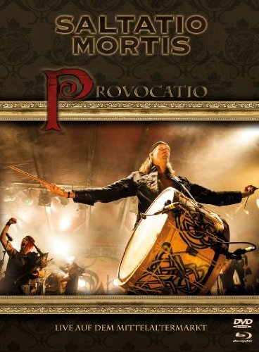 Saltatio Mortis - Provocatio - Live auf dem Mittelaltermarkt (Blu-ray) (  2 DVDs)