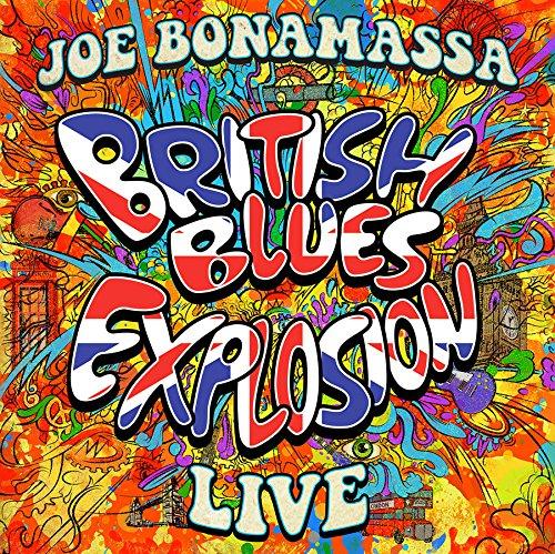 Joe Bonamassa - British Blues Explosion Live (2cd)