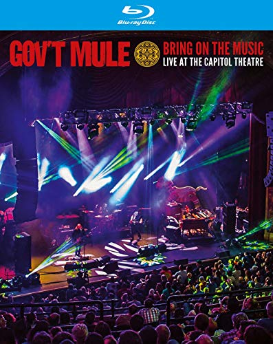 - Bring On The Music - Live At The Capitol Theatre [Blu-ray]