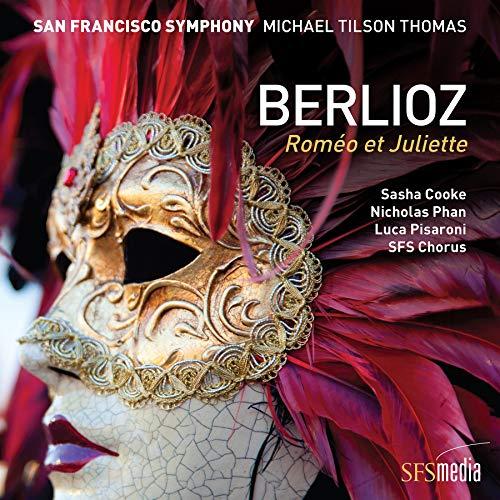 Berlioz , Hector - Romeo Et Juliette (Cooke, Phan, Pisaroni, Tilson Thomas) (SACD)