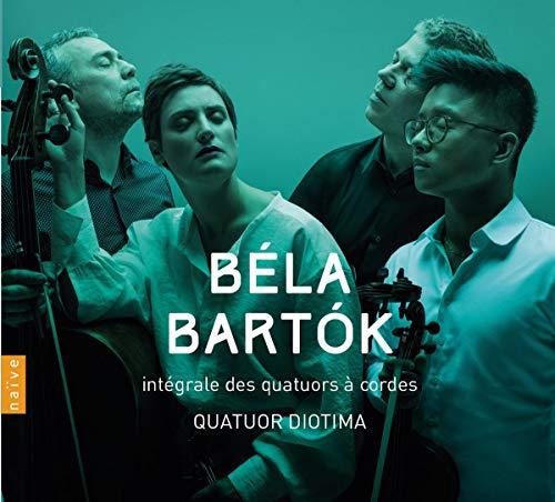 Quatuor Diotima - Bartók-Complete String Quartets