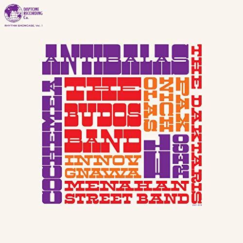 Sampler - Rhythm Showcase 1 - Daptone Records (Vinyl)