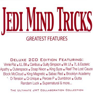 Jedi Mind Tricks - Greatest Features (Deluxe 2CD Edition)