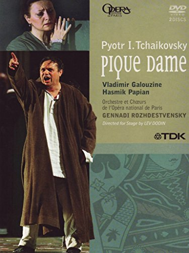 Tchaikovsky , Peter - Pique Dame (Galouzine, Papian, Rozhdestvensky)