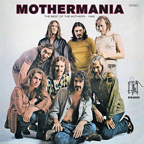 Zappa , Frank & Mothers Of Invention , The - Mothermania: The Best Of The Mothers (Vinyl)