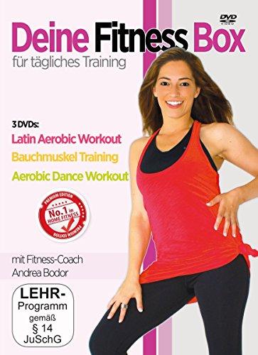 DVD - Deine Fitness Box für tägliches Training