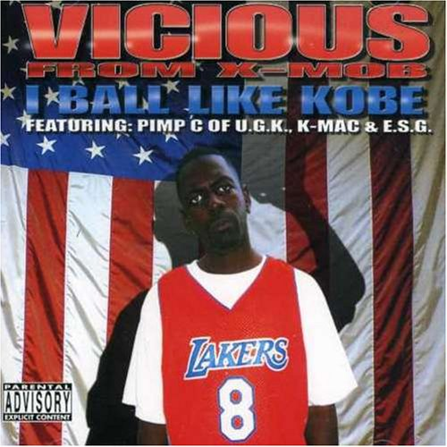 Vicious - I Ball Like Kobe (US-Import)