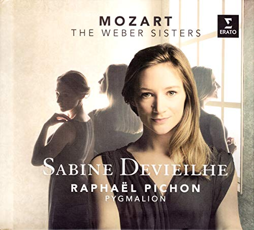 Mozart , Wolfgang Amadeus - The Weber Sisters (Devieilhe, Pichon, Pygmalion) (Deluxe Edition)