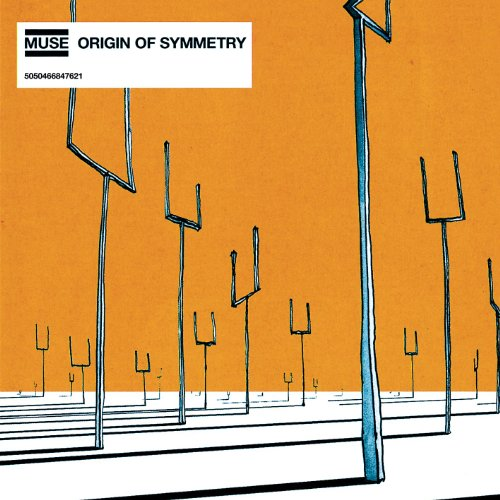 Muse - Origin Of Symmetry (US Version) (Vinyl)