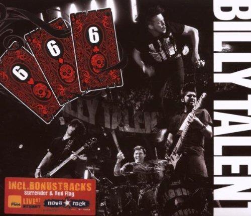 Talent , Billy - 666 Live (CD DVD)