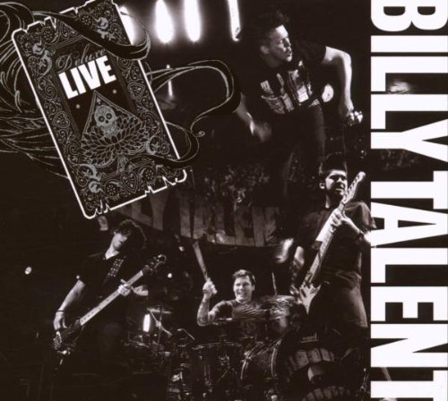 Billy Talent - Deluxe Live (1 CD   2 DVDs)