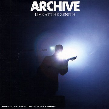 Archive - Live at the Zenith ( DVD)
