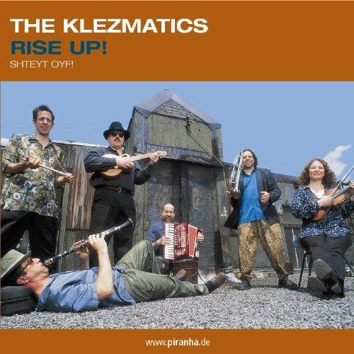 Klezmatics , The - Rise up
