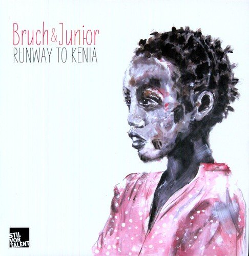 Bruch & Junior - Runway To Kenia (Maxi) (Vinyl)