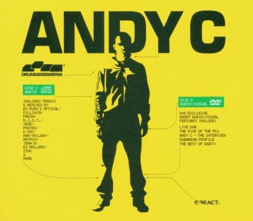 Sampler - Drum & Bass Arena / Andy C (CD DVD)